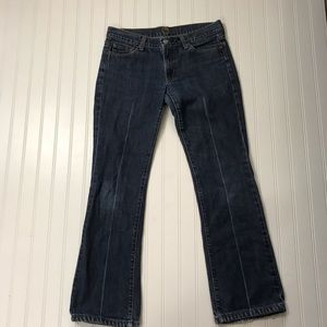 7 For All Mankind 7FAM Bootcut Denim Jeans 29